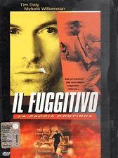 Il Fuggitivo - La Caccia Continua (2000) DVD Edizione Snapper