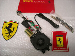 308-Gts-328-Gts- Ferrari- Mondale V8 Automatic AM FM Power Electric Antenna.