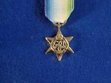 ATLANTIC STAR 1939 TO 1945 MINIATURE MEDAL