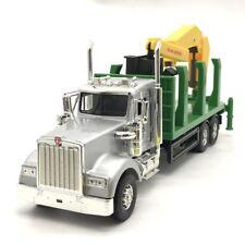 Kenworth Wood Transport Truck Diecast Car Model Toy 1:32 32cm
