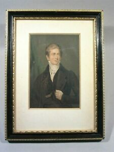 Original Baxter Print of Sir Robert Peel 1853. Framed