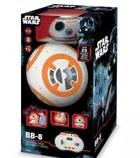 Star Wars Disney JUMBO Interactive BB-8 Droid U-Command remote controlled