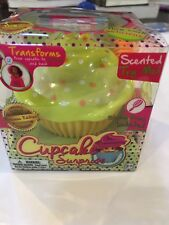 CUPCAKE SURPRISE Transforming Doll PRINCESS JENNY LEMON SCENTED NEW 2017