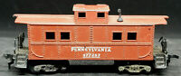 "VARNEY  ""Pennsylvania Railroad"" #477267 Caboose, VINTAGE, BROWN. HO H0 SCALE"