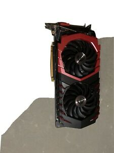 MSI GeForce GTX 1060 DirectX 12 GTX 1060 GAMING X 6G 6GB 192-Bit GDDR5