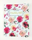 Monthly Bill Planner And Organizer: Finance Monthly & Weekly Budget Like New