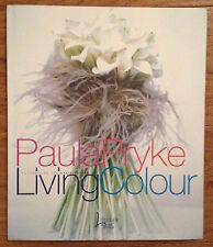 LIVING COLOUR Paula Pryke Verlag Busse Seewald 2002 Innenarchitektur Einrichten