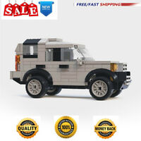 Car MOC Building Blocks for Land Rover Discovery Defender Educational Toy Bricks