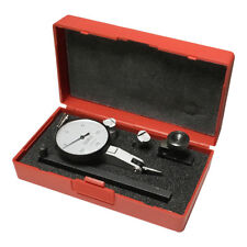 Test Dial Indicator .0005 Inch Graduation Reading 0-15-0 With Padded Case