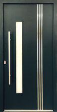 Haustür WH75 Aluminium mit Kunststoff  LA 122 Eingangstür Tür Haustüren Essen