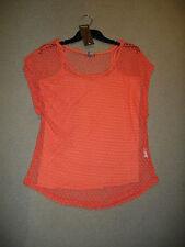 Katies Short Sleeve Regular Solid Tops & Blouses for Women