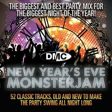 DMC New Years Eve Monsterjam Vol 1 * Timed to 12th Chime * Mixed By Showstoppers