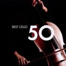 50 Best Cello - Various Artists (NEW CD)