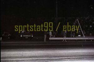 Lions Drag Strip - NHRA Racing Under the Lights - Vtg 35mm Race Negative 11290
