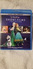 Walt Disney Animation Studios Short Films Collection (Blu-ray/DVD, 2015, 2-Disc…