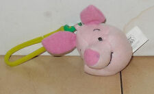 1999 Mcdonalds Happy Meal Toy Winnie the Pooh Key Chain Piglet
