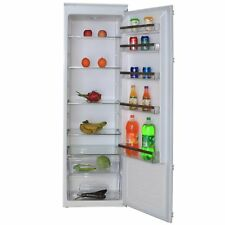 Cookology CITLF177 Tall 177.6cm Integrated Larder Fridge, Built-in Refrigerator