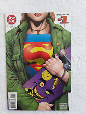 Supergirl #1 (Sep 1996, DC) VF+