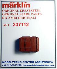 MARKLIN 307112 MANTELLO MUSO  AUFBAU VORN/HINTEN  KOMPLETT 37521