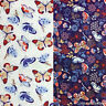 Butterfly Fabric, Dressmaking Fabric, Cotton Craft Fabric, Upholstery, Quilting