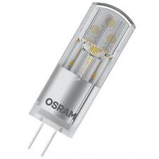 x 2 OSRAM LEDVANCE 2.4w SUSTITUTO DE 28w LED G4 Cápsula Extra Blanco cálido