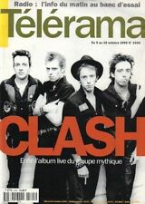 "telerama n°2595 clash ""x-files"" jim jarmusch james ensor arno aldo naouri 1999"