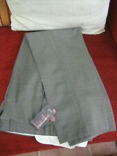 """MARKS & SPENCER WOOL TROUSERS - 32"""" WAIST, 31"""" LEG - NEW WITH TAGS"""