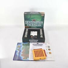 Tactic Destination Tresor Board Game Instructions In French Complete