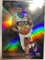 ZION WILLIAMSON 2019-20 Panini Chronicles XR #271 ROOKIE RC - PELICANS