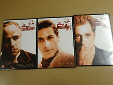3-DVD SET / THE GODFATHER 1 - PART II & III