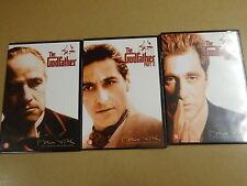 3-DVD SET / THE GODFATHER 1 - PART II & III