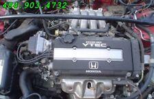 96 97 98 99 00 01 ACURA INTEGRA GSR B18C1 DOHC VTEC 1.8L TYPE R COMPLETE ENGINE