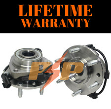 Pair (2) Brand New Front Wheel Hub Bearing Assemblies 513188 fit 02-09 GM Chevy