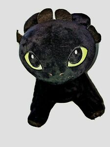 """TOOTHLESS How To Train Your Dragon Red Tail 16"""" Stuffed Plush Unbranded"""