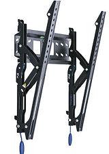 Invision Slim Tilt TV Wall Mount Bracket 32 37 40 42 46 50 55 LCD LED Plasma