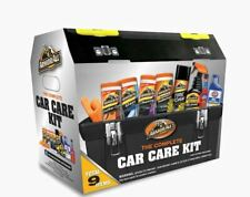 Armor All Complete Car Care Pack, Car Wash, Car Detailing & Cleaning Kit 9 Items