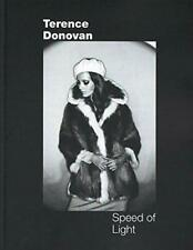 Terence Donovan - Speed of Light Paperback Book 2016 Robin Muir