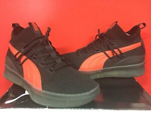 PUMA CLYDE COURT DISRUPT RED SIZE 10 🔥REDUCED🔥