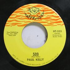 Soul 45 Paul Kelly - 509 / Sailing On Happy Tiger