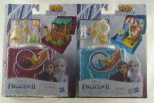 Disney Frozen II Pop Adventures Anna Village Set & Olaf's Bedroom