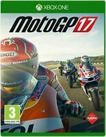 MOTOGP 17 XBOX ONE GAME BRAND NEW SEALED.