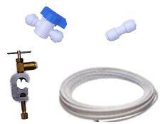 Refrigerador de Agua Filtro De Montaje Kit & Fontanería Conectores