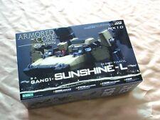 Armored Core NX-10 1/72 GA GAN01-Sunshine-L