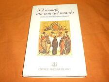 MEDITAZIONI BIBLICHE DI  BRUNO MAGGIONI  EDITRICE ANCORA 1984