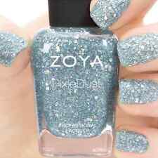 ZOYA Magical PixieDust ZP718 VEGA blue opal sparkle nail polish~PIXIE DUST *NEW!