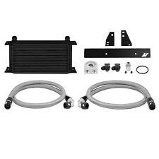 Mishimoto Oil Cooler Kit - Black - fits Nissan 370Z VQ37VHR - 2009 on