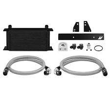 MISHIMOTO Olio Cooler Kit-Nero-Si Adatta Nissan 370Z VQ37VHR - 2009 su