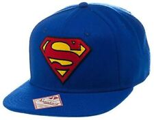 Casquette Superman officielle style hip hop Superman collector cap