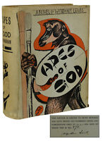 Apes of God ~ WYNDHAM LEWIS ~ Signed Limited First Edition ~ 1st ~ 1930