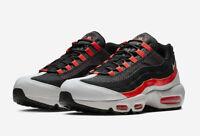 Nike Air Max 95 Home Away Baltimore Crab Black Orange CD7792-001 Men's Size 10